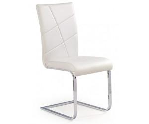 Krzesło metalowe K108 białe...
