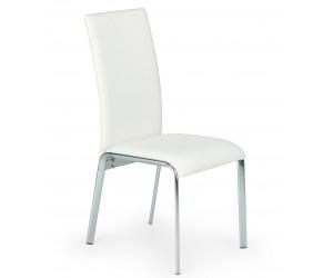 Krzesło metalowe K135 białe...