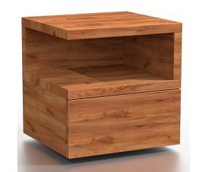 Drewniana szafka nocna...