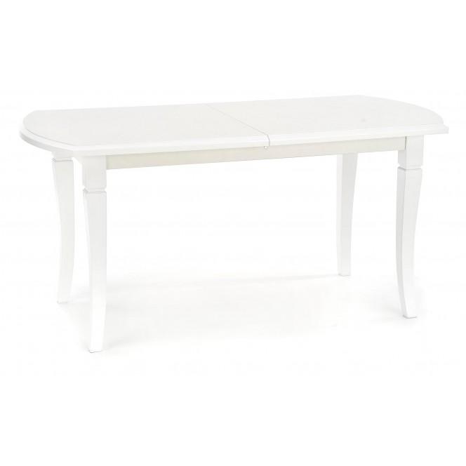 Stół FRYDERYK 160/240 biały HALMAR