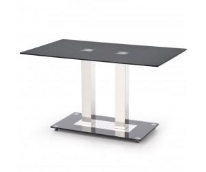 Stół WALTER 2 czarny HALMAR