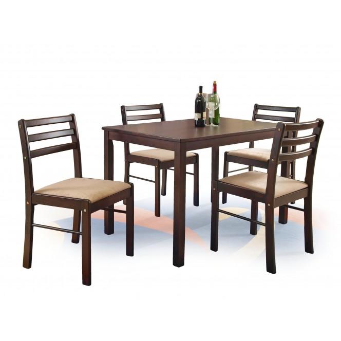 Zestaw NEW STARTER stół + 4 krzesła...