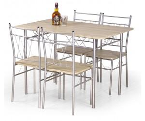 Zestaw FAUST stół + 4...