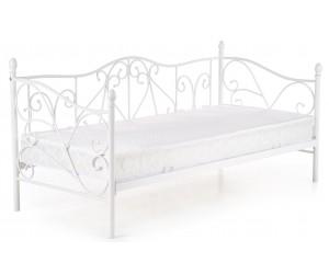 Łóżko SUMATRA białe HALMAR