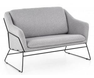 Sofa SOFT 2 XL jasny popiel...