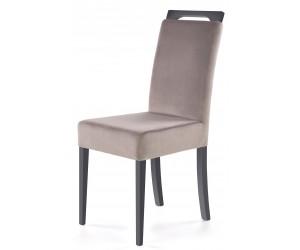 Krzesło CLARION grafitowy /...