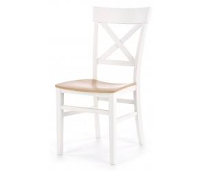 Krzesło TUTTI biały / dąb...