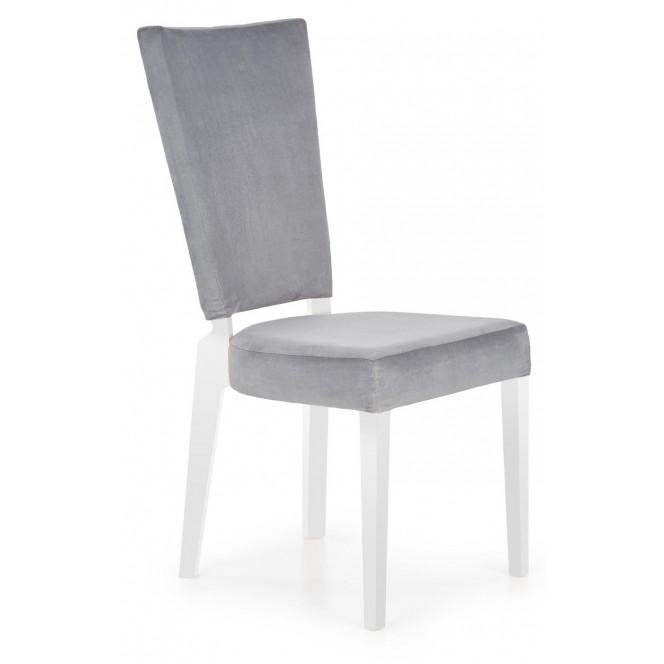 Krzesło ROIS biały / popielaty HALMAR
