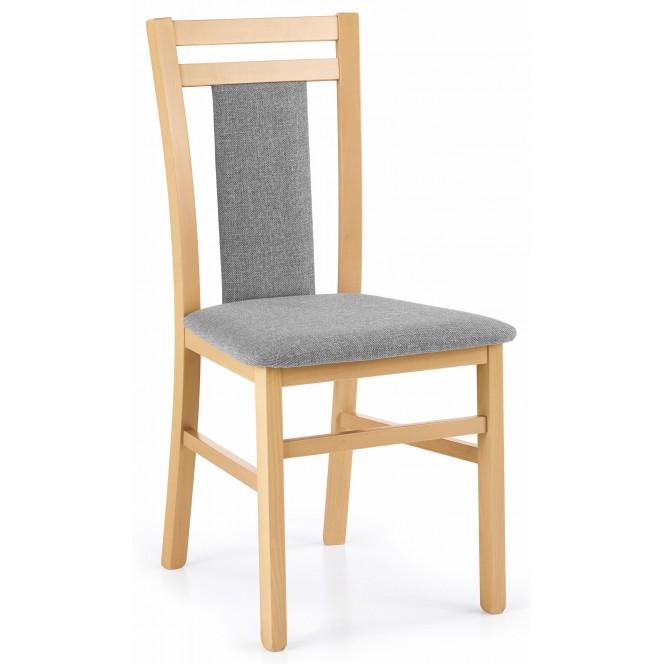 Krzesło HUBERT 8 dąb miodowy / Inari...