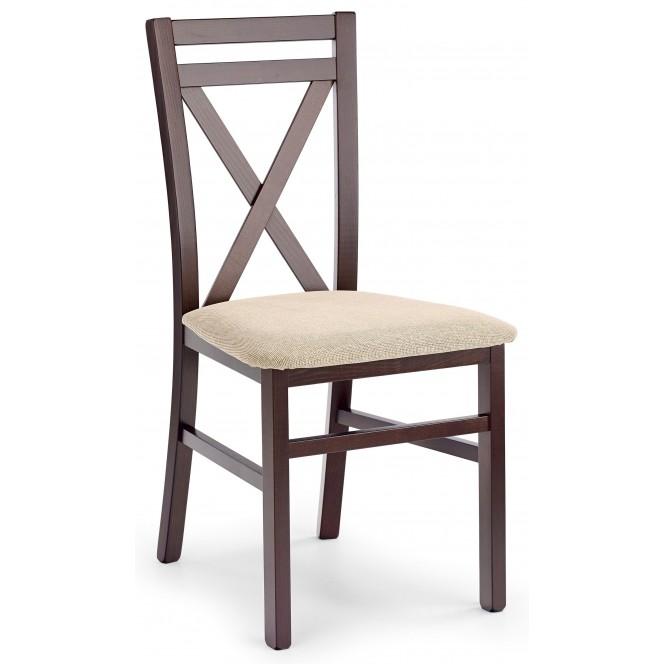 Krzesło DARIUSZ ciemny orzech / Vila...