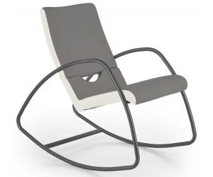 Fotel bujany BALANCE biały...