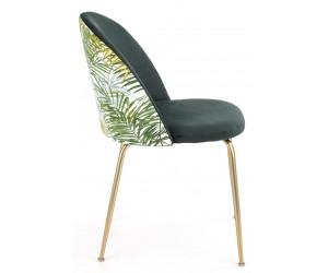 Krzesło K372 ciemny zielony...