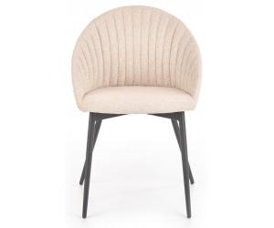 Krzesło K357 beżowe HALMAR