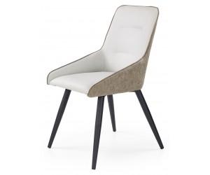 Krzesło K243 jasny beton /...