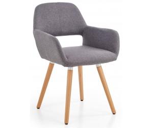 Krzesło K283 popielate HALMAR