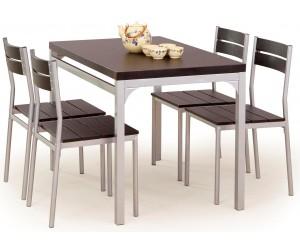 Zestaw MALCOLM stół + 4...