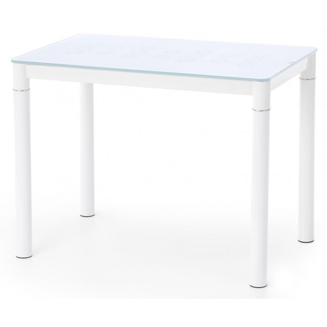 Stół ARGUS mleczny/biały HALMAR