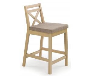 Krzesło barowe BORYS LOW...
