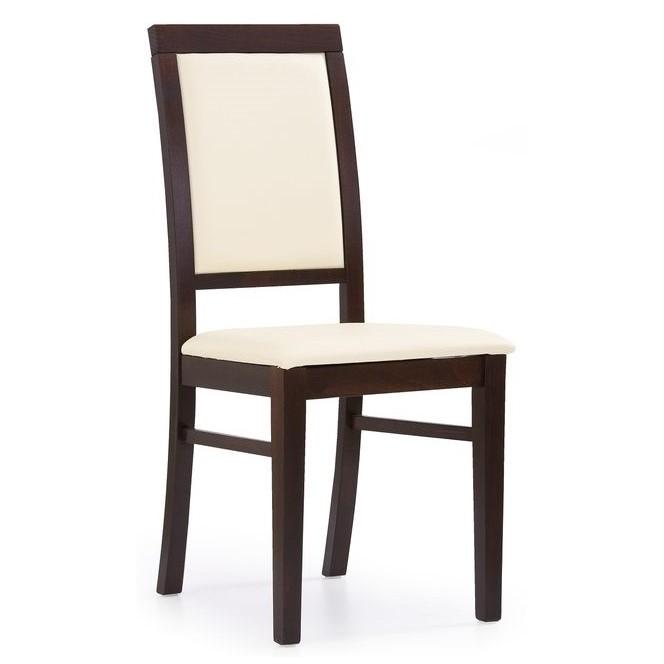 Krzesło SYLWEK 1 ciemny orzech /...