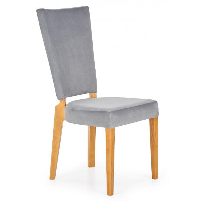 Krzesło ROIS dąb miodowy / popielaty...