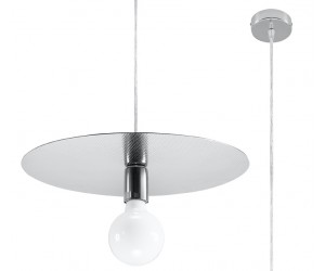Lampa wisząca FLAVIO inox