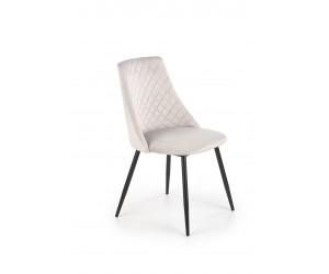 K405 krzesło jasny popielaty (2p 4szt)