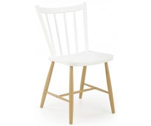 Krzesło metalowe K419 biały...