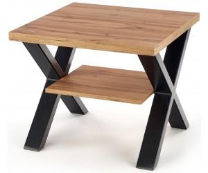 Ława stolik 65x65 loft z...