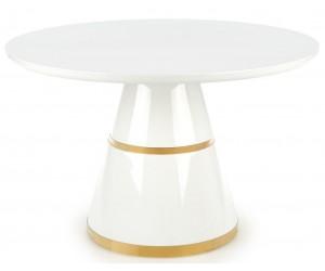 Stół VEGAS biały / złoty...