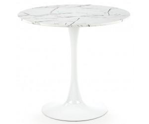 Stół DENVER biały marmur /...