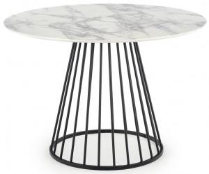 Stół BRODWAY biały marmur /...