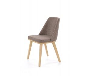 PUEBLO krzesło dąb miodowy / tap. Kreta 13 (1p 1szt)