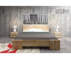 Łóżko bukowe VESTRE MAXI & ST