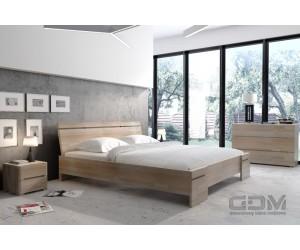 Łóżko bukowe SPARTA MAXI & LONG