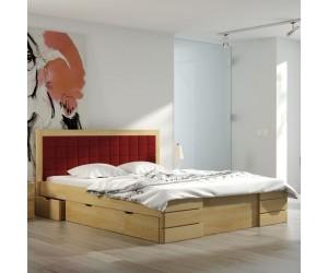 Łóżko sosnowe Visby GOTLAND...