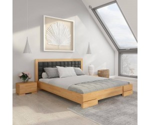 Łóżko bukowe Visby GOTLAND