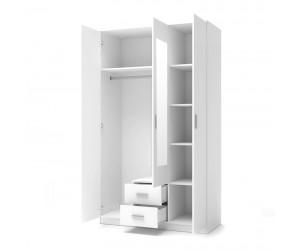 LIMA S-3 szafa biały /...