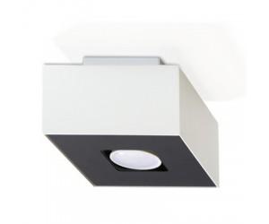 Plafon MONO 1 Biały SOLLUX