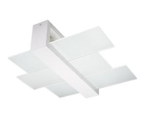 Plafon FENIKS 2 Biały SOLLUX