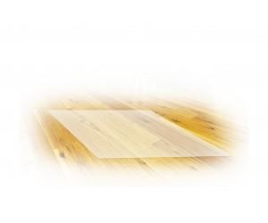 Mata ochronna 125x100 cm, poliwęglan, kolor: krystaliczna przejrzystość (1p 1szt)