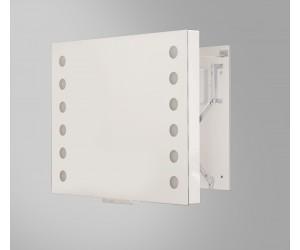 Lustro regulowane ARIA 80 LED SOLLUX