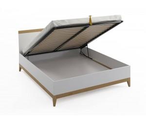 Łóżko drewniane Visby LIVIA...