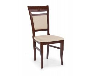 JAKUB krzesło czereśnia ant. II / tap: MESH 1 (1p 2szt)