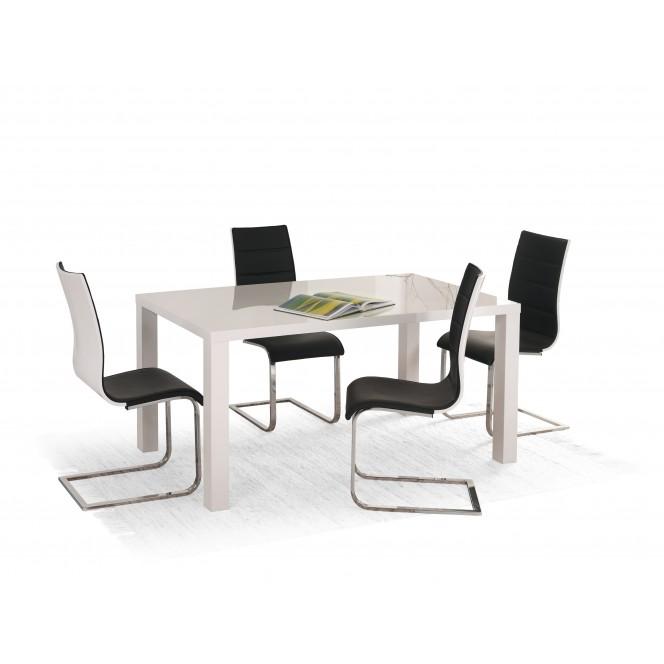 RONALD stół biały 160/90 (2p 1szt)