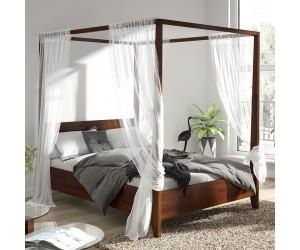 Łóżko drewniane sosnowe z...