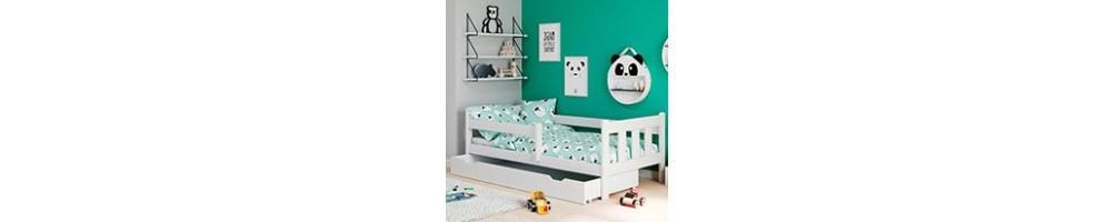 Łóżka młodzieżowe i dziecięce