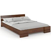 Łóżka drewniane, dłuższe o 20 cm