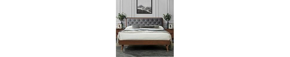 Łóżka drewniane i tapicerowane, sprawdź jakie łóżko wybrać | GDM Meble