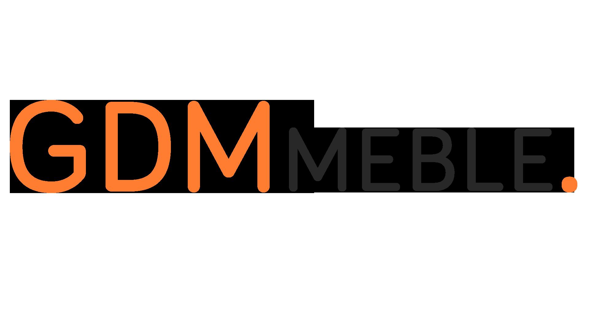 logo gdm meble