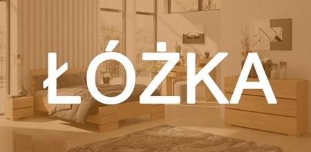 Łóżka sosnowe, bukowe, tapicerowane, metalowe i inne
